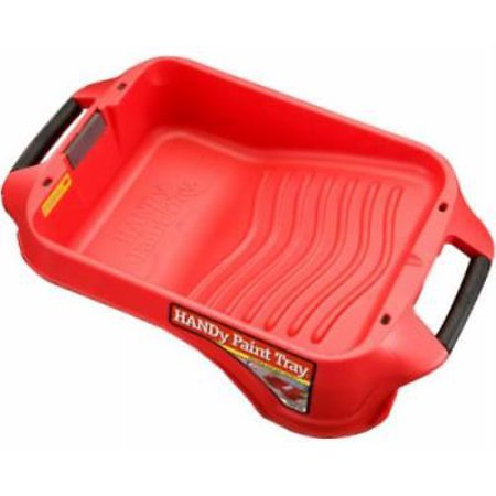 Bercom 7500-CC Handy Deep Well Paint Tray, Holds 1 Gallon Of Paint Or Stain 2PK