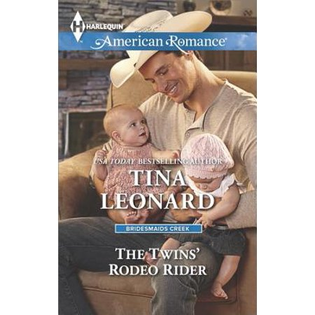 The Twins' Rodeo Rider - eBook (Bull Rider Rodeo)