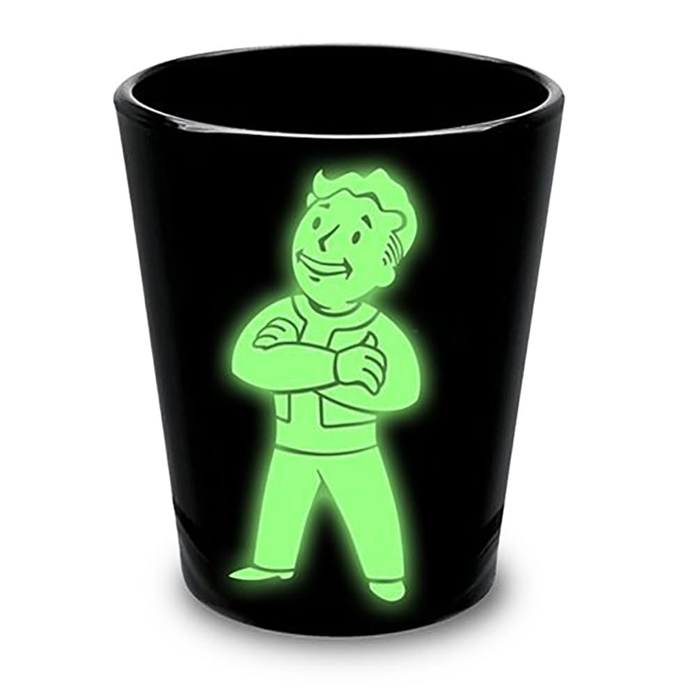 Fallout Vault Boy Shot Glass