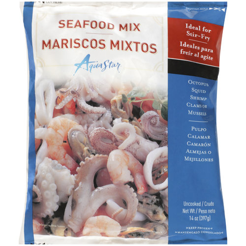 Aqua Star Seafood Mix, 14 oz