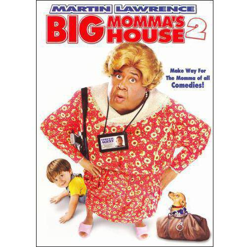 Big Momma's House 2 (Widescreen, Full Frame)
