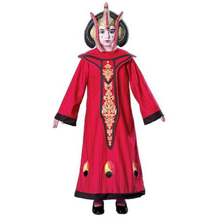 Queen Amidala Girls Costume