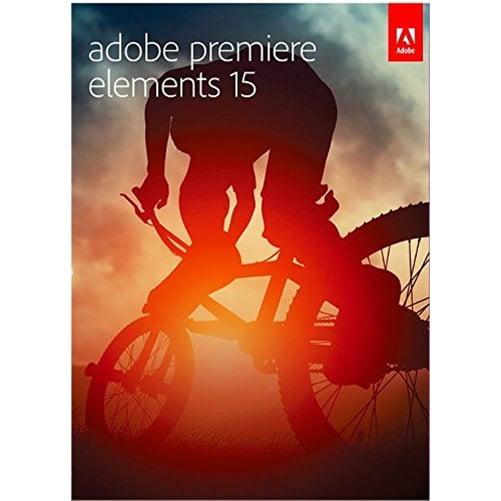 Adobe Premeire Elements 15 - Windows  & Mac