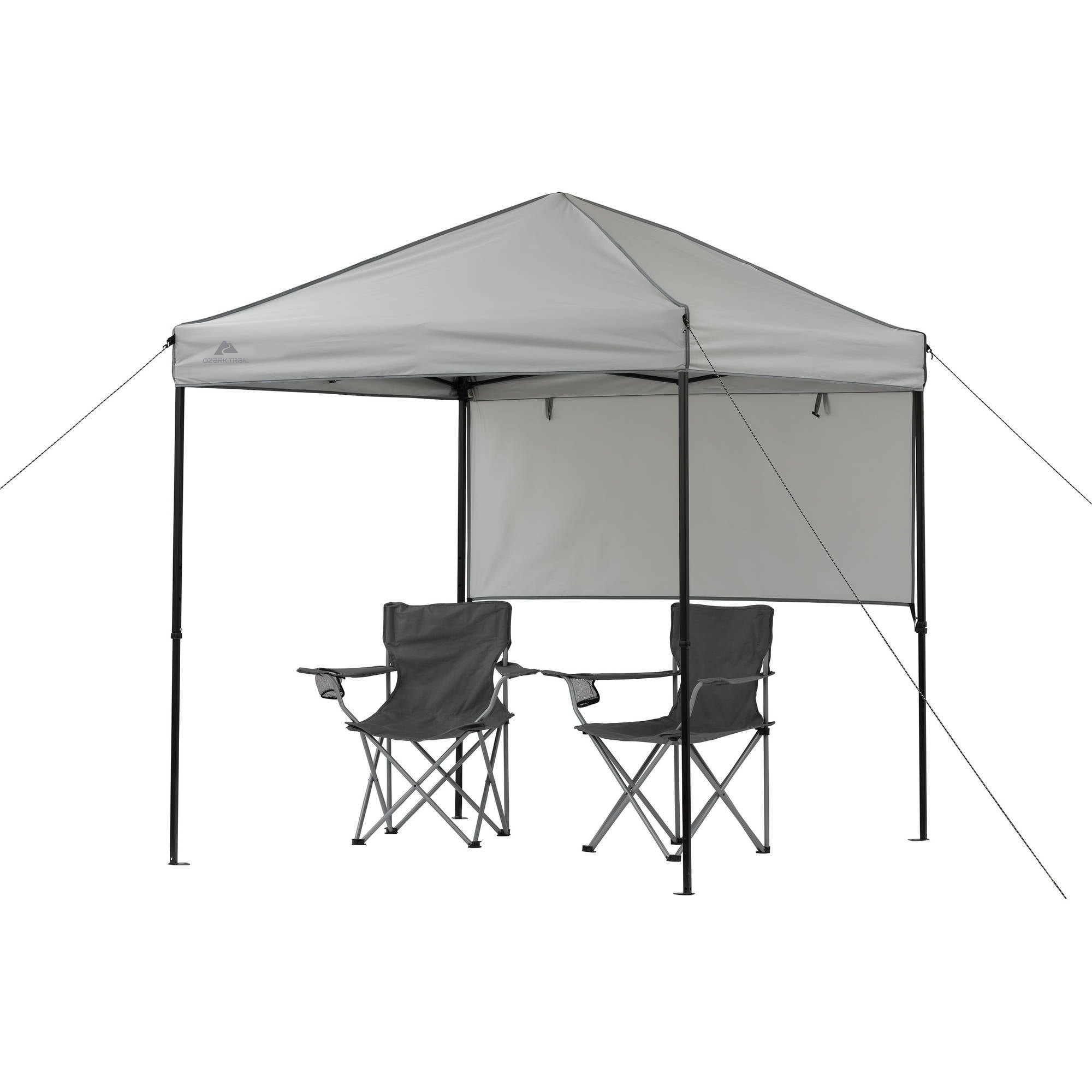 CANOPY TENT OZARK TRAIL INSTANT SPORT 6u0027 x 6u0027 Party Wall Outdoor C&ing Shelter  sc 1 st  eBay & CANOPY TENT OZARK TRAIL INSTANT SPORT 6u0027 x 6u0027 Party Wall Outdoor ...
