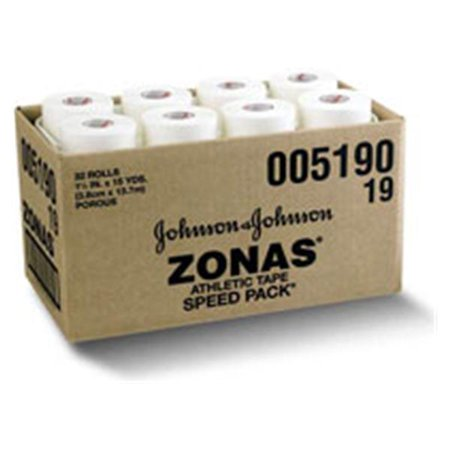 WP000-5189 5189 Tape Zonas Athletic Latex Cloth 1-1/2