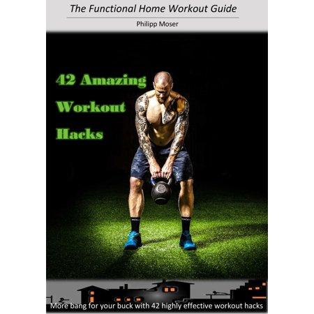 42 Awesome Workout Hacks - eBook