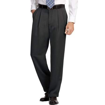 Perry Ellis Mens Micro Melange Classic Fit Dress Pants