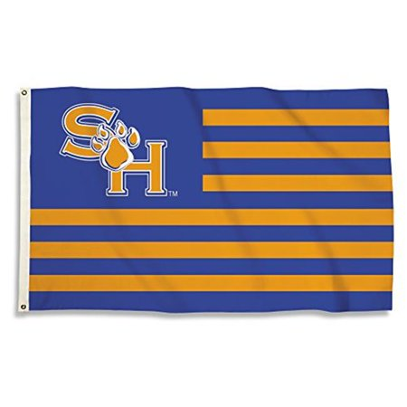 BSI Products 23505 NFL - Drapeau de St. Bearkats Sam Houston avec oeillets - 3 x 5 pi. - image 1 de 1