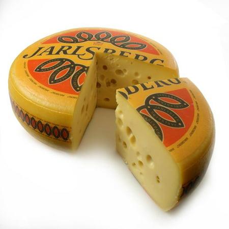 igourmet Norwegian Jarlsberg (R) Cheese (7.5 ounce)