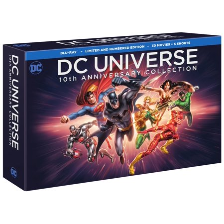 Halloween The Complete Collection Limited Deluxe Edition (DC Universe: 10th Anniversary Collection (Limited and Numbered Edition))