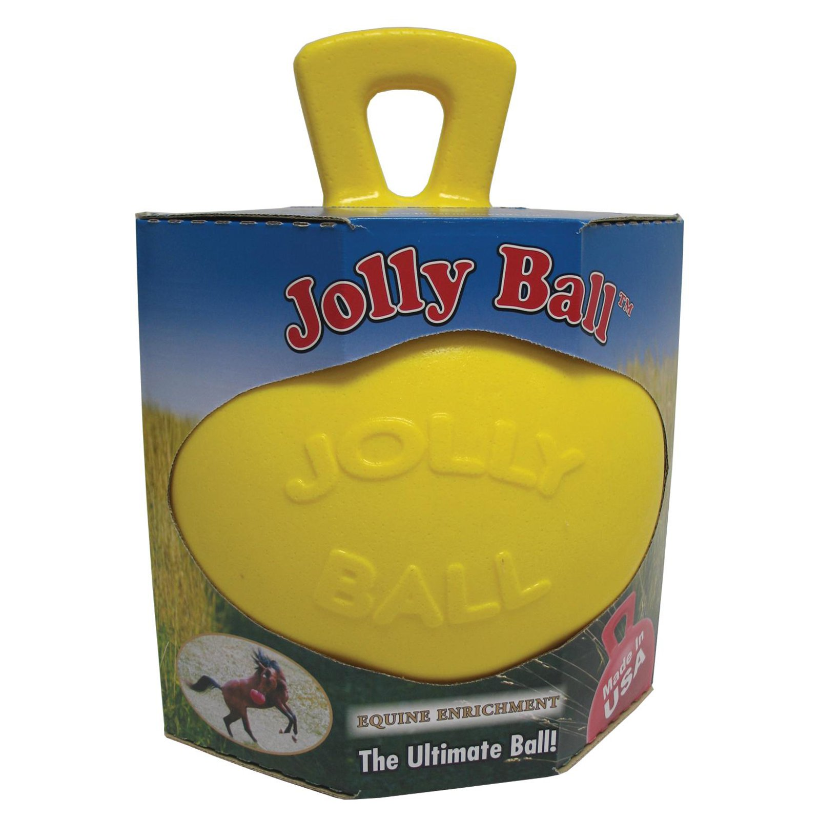 Horsemen's Pride Jolly Ball