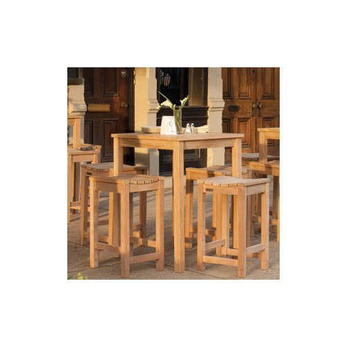 Oxford Garden  Hampton 28-inch Square Counter Height Table