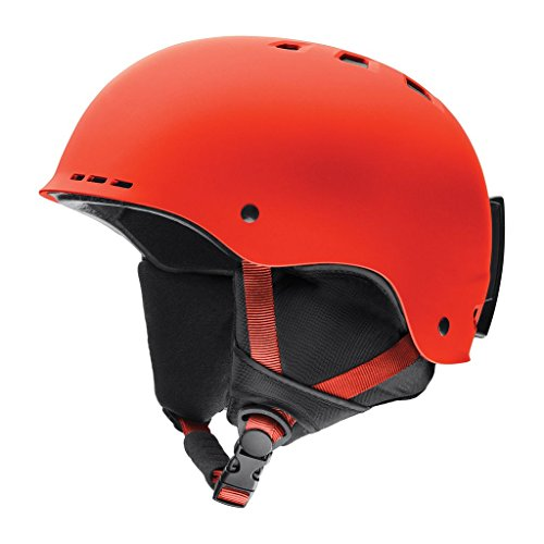 Smith Optics Holt Helmet 2016 Matte Sriracha Small by Smith Optics