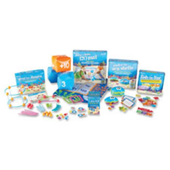 Learning Resources LRNLER1775 Comm.  Core Under Sea 1st Grade Bundle