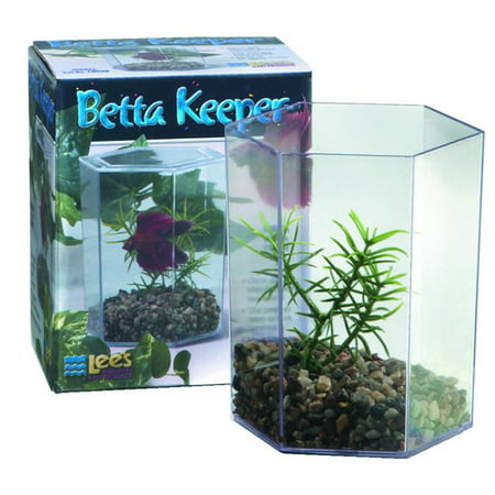 Lees Aquarium & Pet Betta Keeper Aquarium Tank