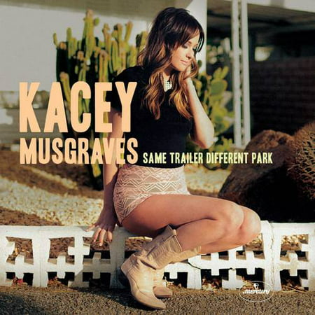 Kacey Musgraves - Same Trailer Different Park (CD)