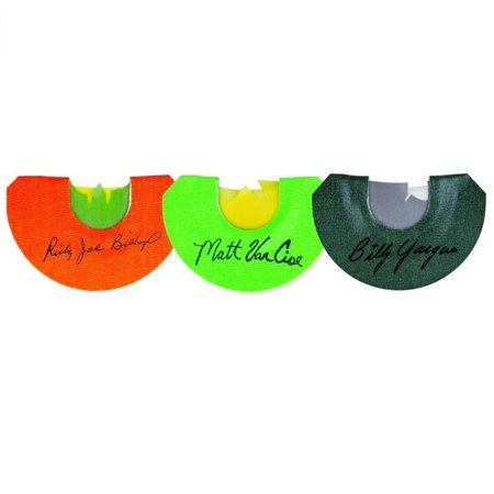 M.A.D. NWTF Grand National Champions Tri-Pack Turkey Calls