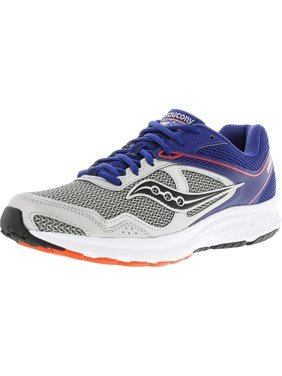 0faa35f182b22 Product Image Saucony Men s Grid Cohesion 10 Royal   Black Ankle-High  Running Shoe - 10.5M