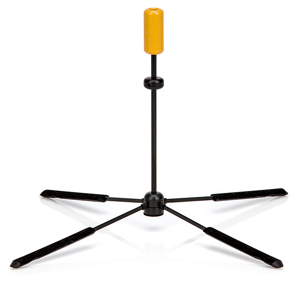Hercules TravLite Low-B Flute Stand by Hercules