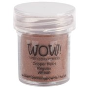 WOW! Embossing Powder 15ml-Copper Pearl