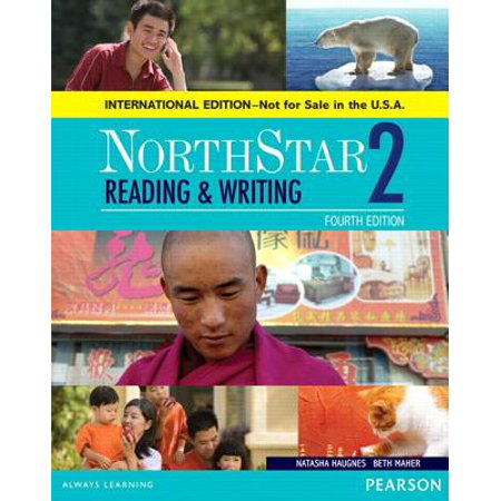 Northstar Reading and Writing 2 Sb, International Edition