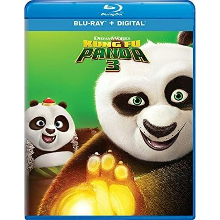 Kung Fu Panda 3 (Blu-ray + Digital Copy) - Kung Fu Halloween