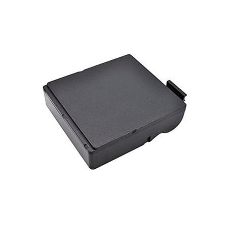 P1040687, P1050667-016 Replacement Battery for Zebra QLN420, 5200mAh