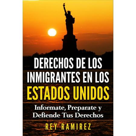 Derechos de los Inmigrantes en los Estados Unidos - eBook](Un Halloween En Estados Unidos)