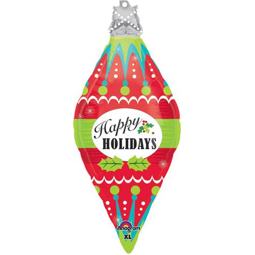 Holiday Ornament Balloon