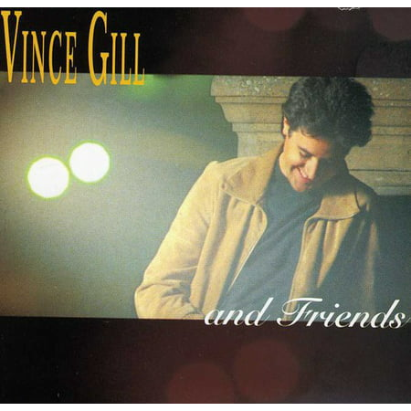 Vince Gill & Friends (CD) (The Best Of Vince Gill)