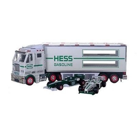 Toy Truck and Racecars 2003 By Hess From USA (Usa Toy)