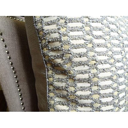 "Plutus Cicle Joiners Handmade Throw Pillow, (20"" x 20"") - image 2 of 4"