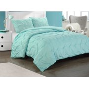 Heritage Club Solid Pintuck Comforter Set, Multiple Colors