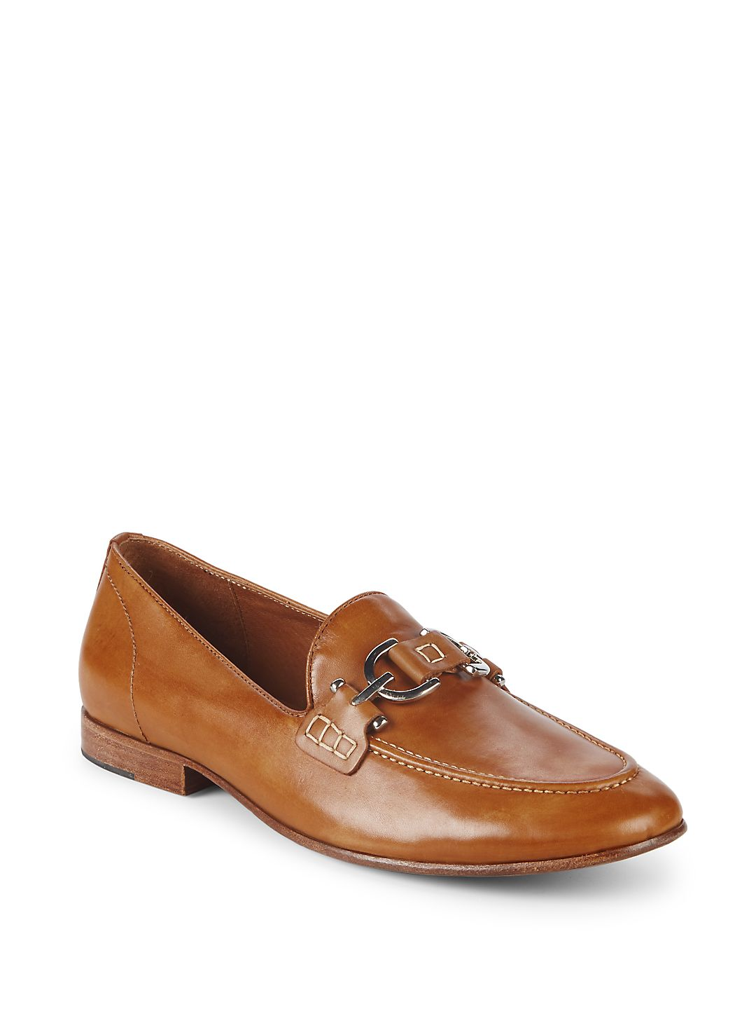 Moritz Leather Loafers