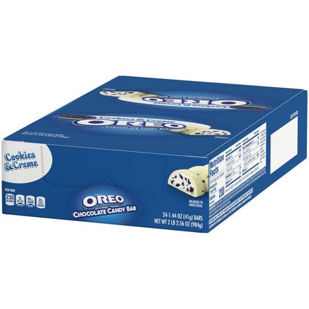(Price/Case)Milka 994 Milka Chocolate Bar Oreo Cookies And Creme 24X1.44 oz](Cookies And Cream Chocolate)