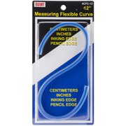 Flexible Curve Ruler-12""