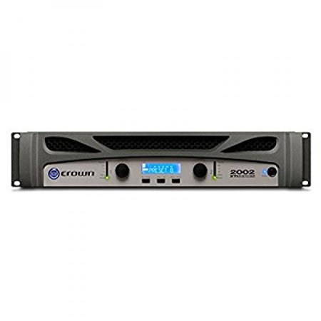- Crown XTi 2002 Power Amplifier for Portable PA Systems