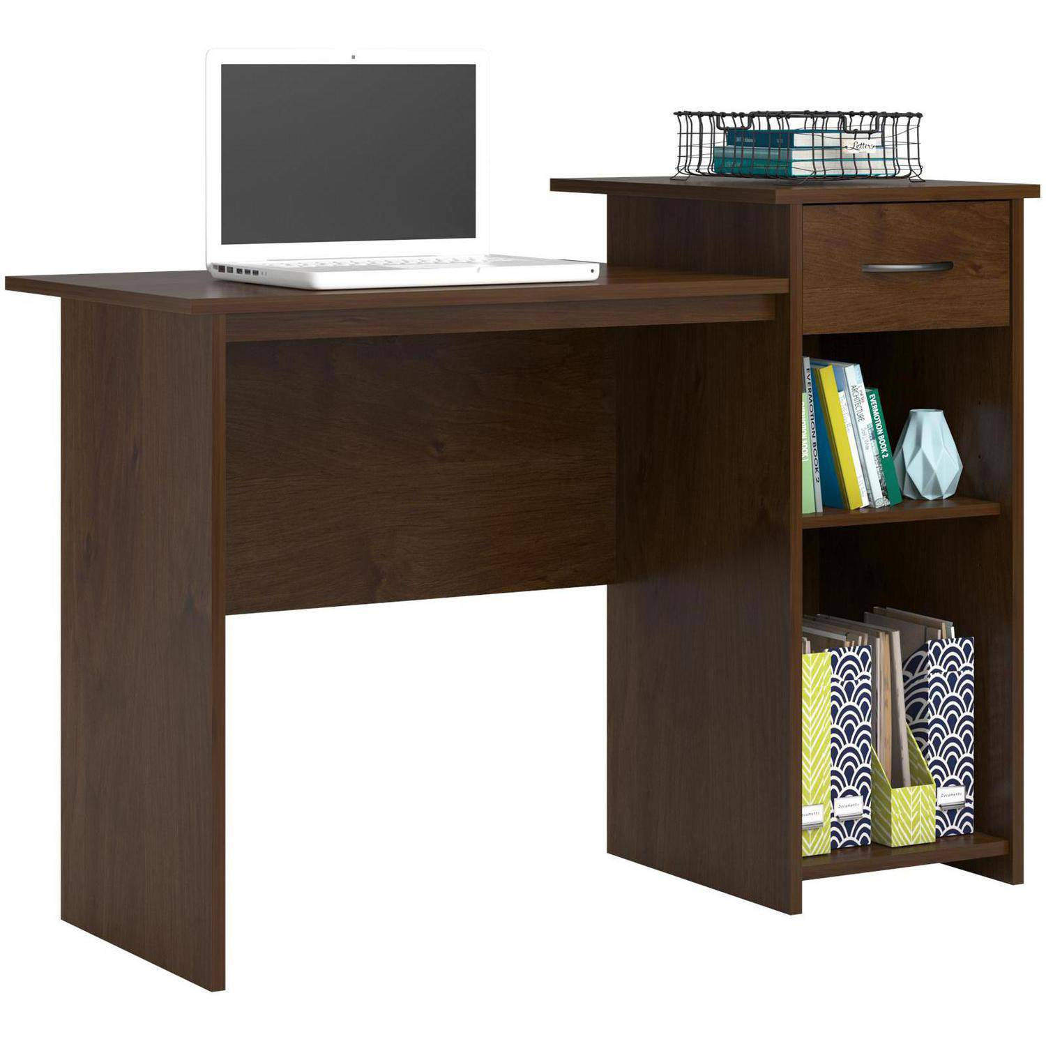 . Mainstays Student Desk  Multiple Finishes   Walmart com