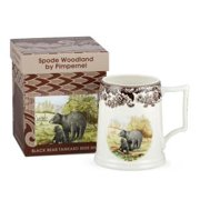 PIMPERNEL WOODLAND Black Bear Beer Mug