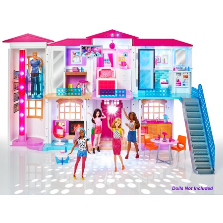 Barbie hello dreamhouse play set for Kitchen set for 9 year old