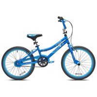 "Kent 20"" 2 Cool BMX Girl's Bike, Satin Purple, For Height Sizes 4'2"" and Up"