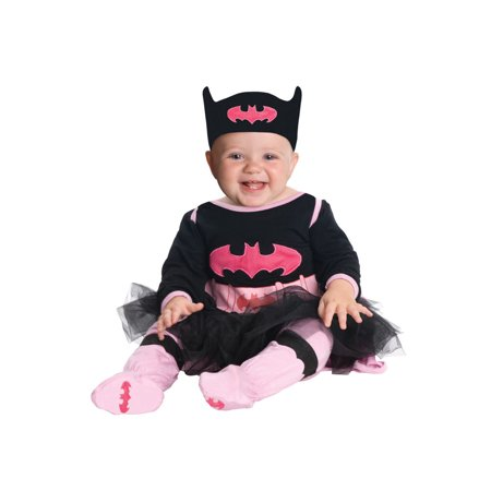 Batgirl Onesie Infant Halloween Costume
