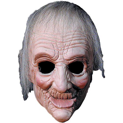 Ma Adult Halloween Latex Mask Accessory