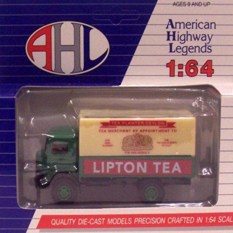 Mack Hartoy 04032 Lipton Tea Canvas Back Truck 1/64