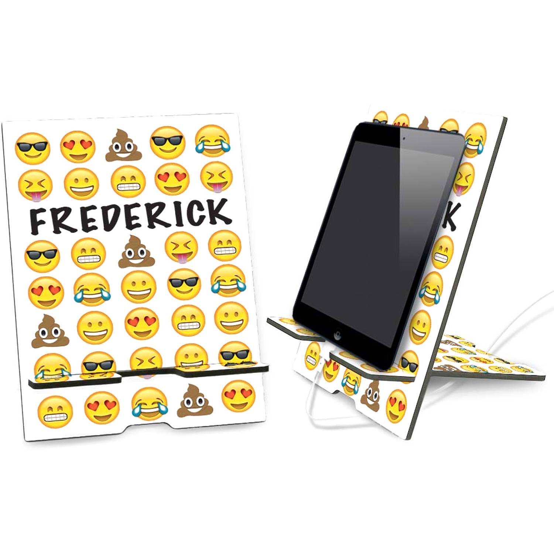 Emoji Personalized Book and iPad Stand
