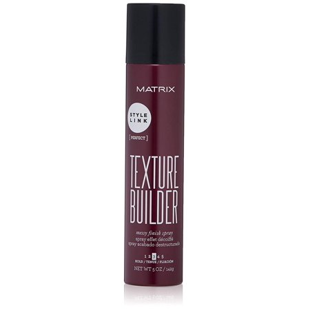 Matrix Style Link Texture Builder Messy Finish Hairspray  5 Oz., PACK OF 1