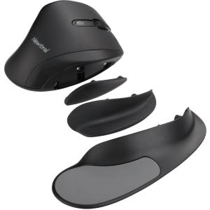 Goldtouch Ergonomic Newtral Large Mouse Wireless- Black/B...