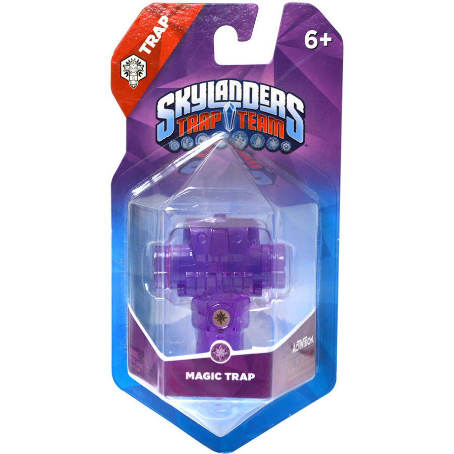 Skylanders Trap Team: Biter's Bane Magic Log Holder (Universal)