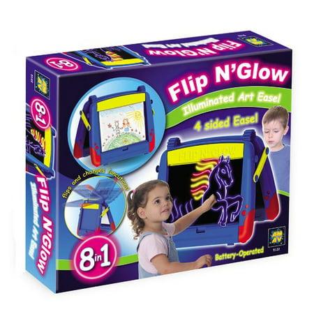 Image of Amav - Flip n Glow Table Top Easel