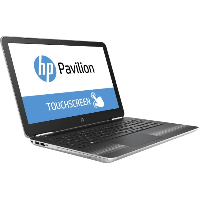 "HP 15-aw017ca Pavilion Touch 15.6"" Notebook w/ AMD A12, 8GB RAM, 1TB HDD, Refurb"